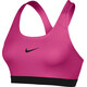 Nike Pro Classic Sports-BH Damer pink